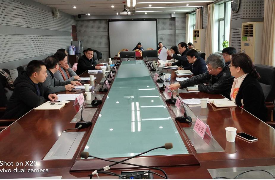 萍乡市政府肖双燕副市长带队赴省科技厅联系科技工作