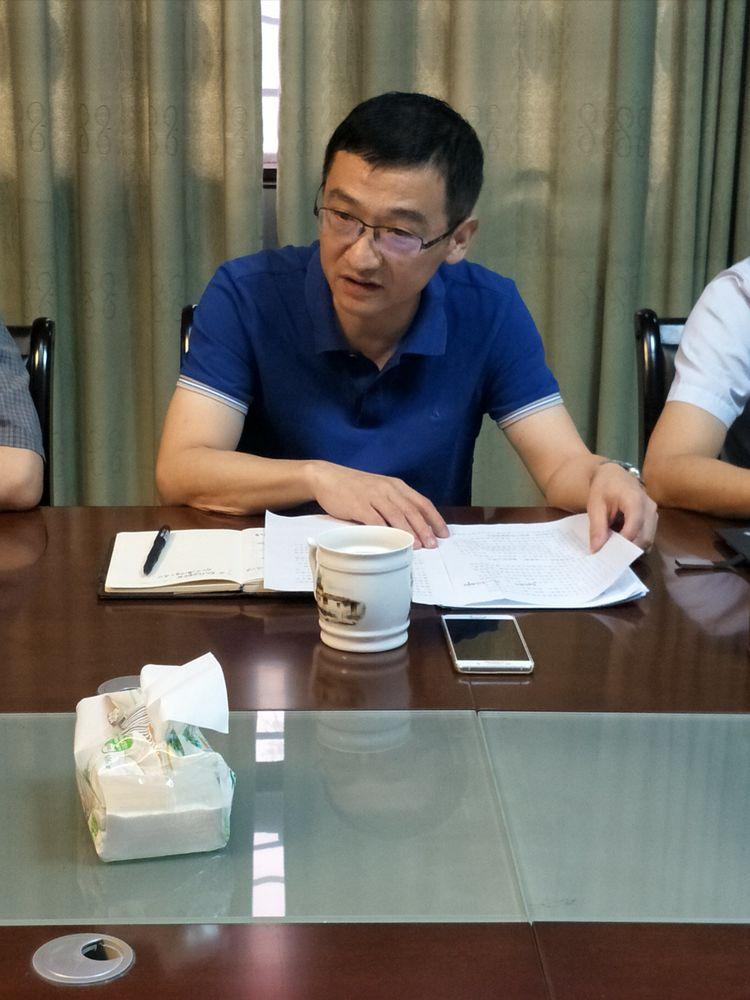 萍�l市科技局召�_2019年�h�L廉政建�O半年工作��Y��